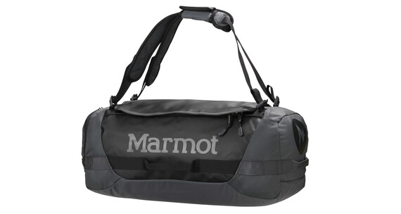 Marmot Long Hauler Duffle Bag Medium Slate Grey/Black